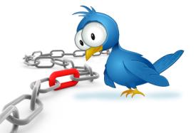 Construye links con Twitter